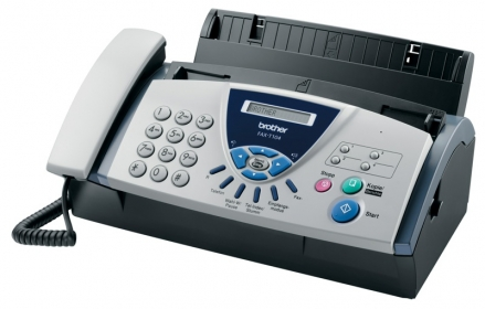 Brother FAX-T104 Hőtranszferes fax (FAXT104YD1)