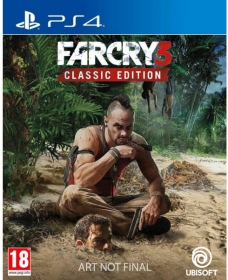 Far Cry 3 Classic Edition PS4 (2805324)