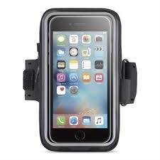 BELKIN F8W669BTC00 iPhone6/6S fekete telefontartó sport karpánt