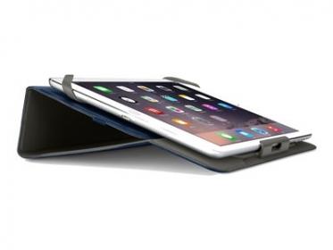 Belkin Uni Twin Stripe Trifold Cover iPad Air kék tablet tok (F7N320BTC02)