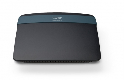 Linksys EA2700 N600 Dual-Band Wireless Gigabit Router
