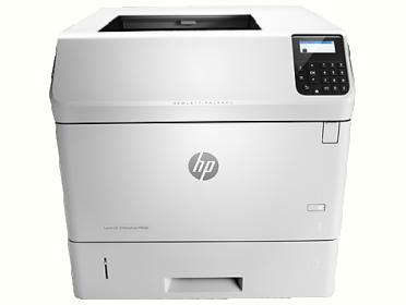 HP LJ Enterprise M606dn fekete lézernyomtató (E6B72A)