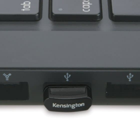 Kensington  Pro Fit ''M'' wireless optikai rubinpiros egér (K72422WW)