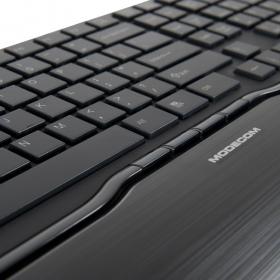 MODECOM MC-9005 USB angol billentyűzet (K-MC-9005-100-U)