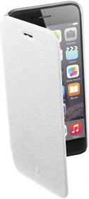 Cellularline Book iPhone 6 fehér telefontok (BOOKESSIPH647W)