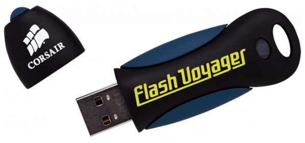 Corsair Voyager 8GB USB Flash memória (CMFUSB2.0-8GB)
