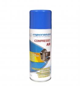 ESPERANZA ES103 400 ml sűrített levegő spray