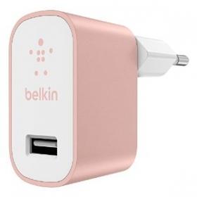 Belkin F8M731VFC00 2400 mA rózsaszín-fehér USB töltőfej