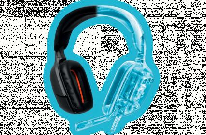 LOGITECH G930 vezeték nélküli gaming fejhallgató (981-000550)