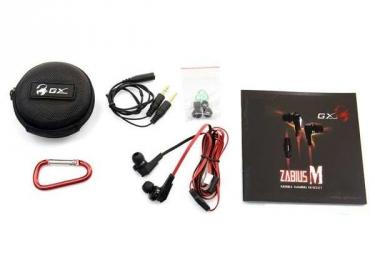 Genius HS-G250 Gamer Fülhallgató Fekete-Piros (31710066101)