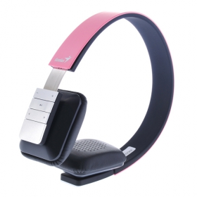 Genius HS-920BT Bluetooth Rózsaszín  Headset (31710188102)