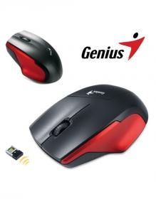 Genius NS-6015 wireless BlueEye fekete-piros egér (31030032100)