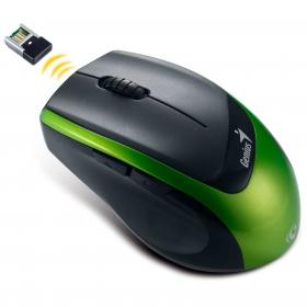 Genius DX-7100 wireless optikai  zöld egér (31030060107)