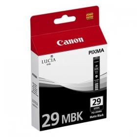 Canon PGI-29 MBK matt fekete tintapatron (4868B001)