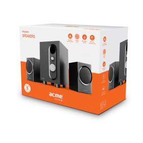 ACME SS209 2.1 fekete-szürke hangszóró (ACHSS209)