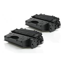 Hp 05X fekete 2 db-os toner (CE505XD)