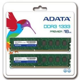 ADATA DDR3 2x8GB 1333MHz CL9 (AD3U1333W8G9-2)