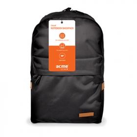 Acme Casual 15,6'' fekete-barna notebook hátizsák (16B56)