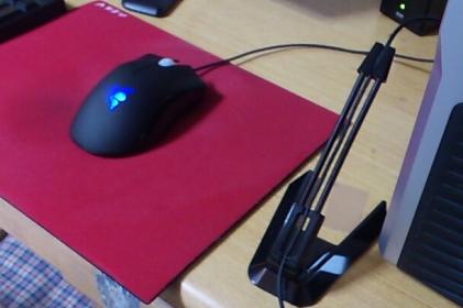 RAZER Mouse Bungee egérkábel-vezető állvány (RZ30-00610100-R3M1)