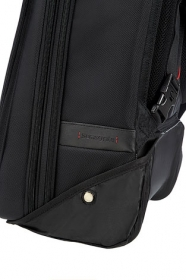 Samsonite PRO-DLX 4 LAPTOP BACKPACK/WH.17.3'' fekete görgős notebook hátizsák (35V-009-020)