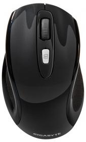 GIGABYTE GM-M7600-BCS wireless optikai fekete egér