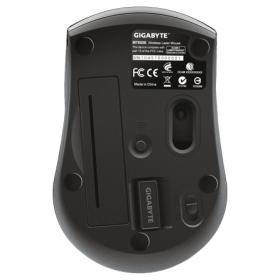 Gigabyte M7800E V2 wireless fekete lézer egér (M7800EV2-BLACK)