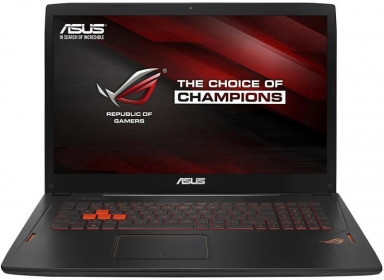 ASUS Rog Strix GL702VT-GC026T Notebook (90NB0CQ1-M00270)