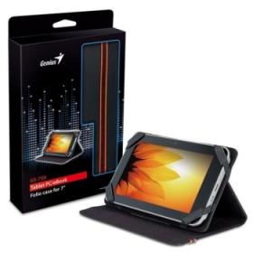 Genius GS-750 fekete-piros 7'' tablet tok (39700019101)