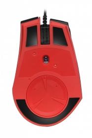 Lenovo Y Gaming Precision USB optikai fekete-piros gamer egér (GX30J07894)