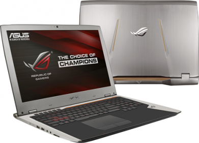 Asus Rog GX700VO-GC009T Notebook