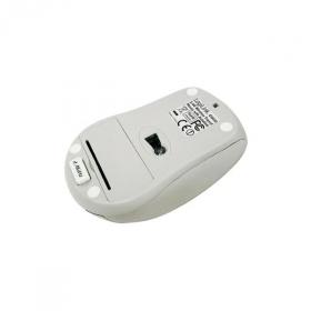 Logilink ID0030 wireless optikai fehér egér