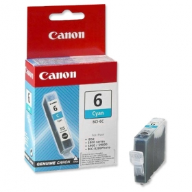 Canon BCI-6C ciánkék tintapatron (4706A002)