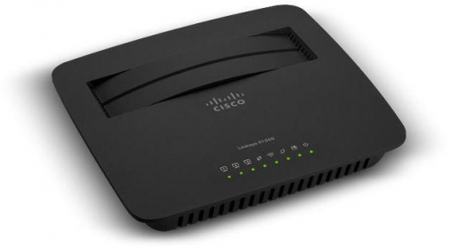 Linksys X1000 Wireless 300Mbps router (X1000-E1)