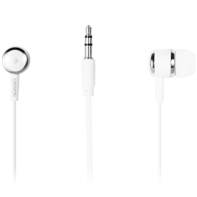 Canyon CNE-CEP01W fehér mikrofonos fülhallgató