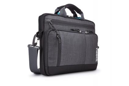 Thule Strävan Deluxe MacBook 13'' fekete-szürke notebook táska (TSDA-113G)