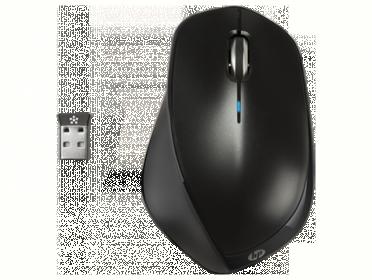HP x4500 Wireless Mouse (H2W26AA) fekete