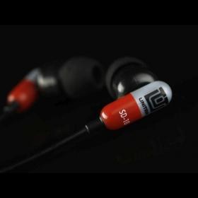 Unitra SD-10SZ Piros/Szürke fülhallgató