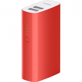 Belkin Power Pack piros 4000 mAh PowerBank (F8M979BTRED)
