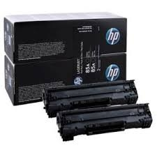 HP 85A fekete 2 db-os toner (CE285AD)