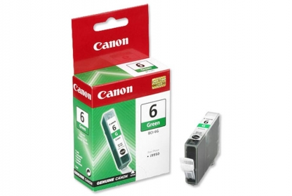 Canon BCI-6G zöld tintapatron (9473A002)
