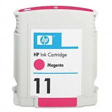 HP 11 magenta tintapatron (C4837A)