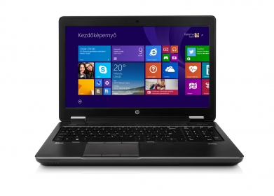 HP ZBook 15 J8Z48EA Notebook