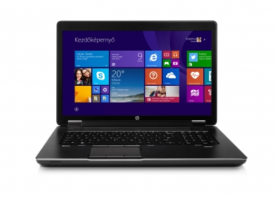 HP ZBook 17 J8Z35EA Notebook