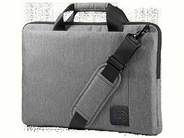 HP F9G96AA 14'' szürke notebook táska
