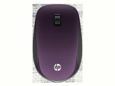 HP Z4000 wireless optikai lila-fekete egér (E8H26AA)