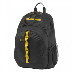 HP Sport Backpack Notebook Hátitáska 15.6 '' Fekete  (F3W17AA)