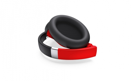 Genius HS-930BT bluetooth mikrofonos piros mobil headset (31710196102)