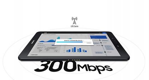 SAMSUNG Galaxy Tab S3 9.7 LTE 32GB (SM-T825NZKAXEH)
