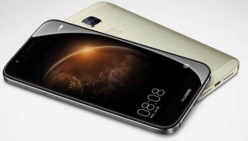 Huawei G8 Dual Sim  Mystic Champagne Okostelefon (RIO-L01-C)