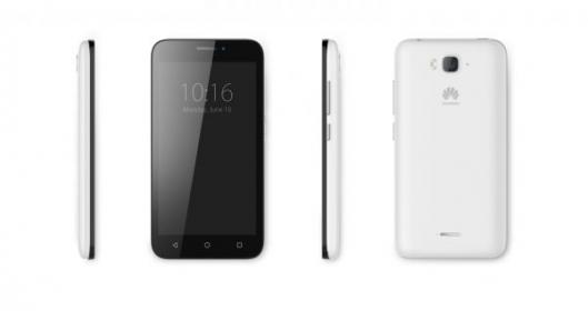Huawei Y5 LTE Fehér okostelefon (51090JTS)